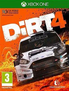 Dirt 4 - Xbox One 25 Dígitos