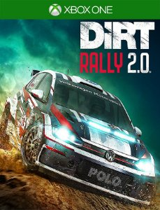 Dirt Rally 2.0 - Xbox One 25 Dígitos