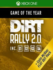 Dirt Rally 2.0 Goty - Xbox One 25 Dígitos