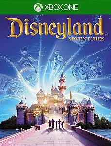 Disneyland Adventures - Xbox One 25 Dígitos