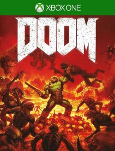 Doom - Xbox One 25 Digitos