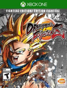 Dragon Ball Fighterz Edition - Xbox One 25 Dígitos