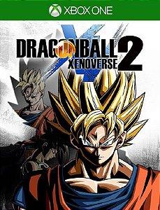Dragon Ball Xenoverse 2 - Xbox One 25 Dígitos