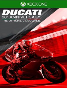 Ducati 90th Anniversary - Xbox One 25 Dígitos