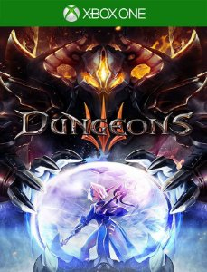 Dungeons 3 - Xbox One 25 Dígitos