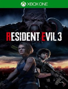 Resident Evil 3 Xbox One - 25 Dígitos