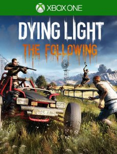 Dying Light The Following Dlc - Xbox One 25 Digitos