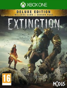 Extinction Deluxe - Xbox One 25 Dígitos