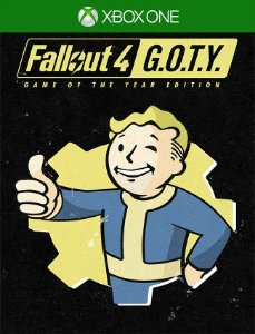 Fallout 4 Game Of The Year - Xbox One 25 Dígitos