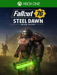 Fallout 76 Steel Dawn Deluxe - Xbox One 25 Dígitos