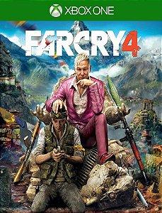 Far Cry 4 - Xbox One 25 Dígitos