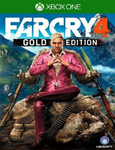 Far Cry 4 Gold - Xbox One 25 Dígitos