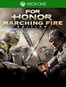 For Honor Marching Fire - Xbox One 25 Dígitos