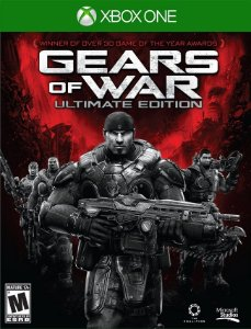 Gears of War: Ultimate Edition - Xbox One 25 Dígitos