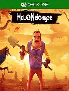 Hello Neighbor - Xbox One 25 Digitos
