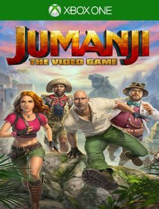 JUMANJI: o video game - Xbox One 25 Dígitos