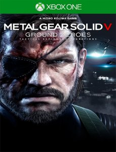 Metal Gear Solid V Ground Zeroes - Xbox One 25 Digitos