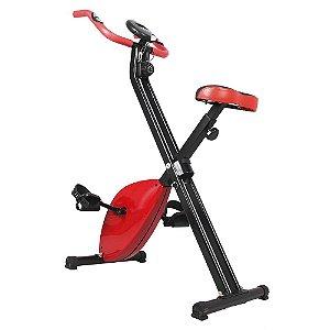 Bicicleta ergométrica dobrável 55555101