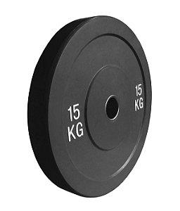 Anilha de ferro fundido Bumper Plate 15kg 10100115