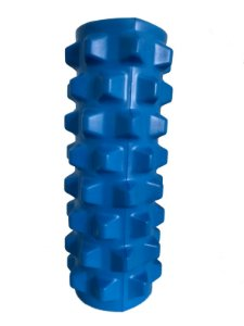 Rolo de massagem e liberação miofascial - Azul 51014