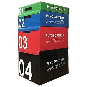 Kit com 4 caixas para salto 77000600