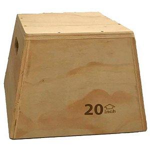 Caixa de salto de madeira de 20 polegadas 7700520