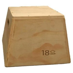 Caixa de salto de madeira de 18 polegadas 7700518