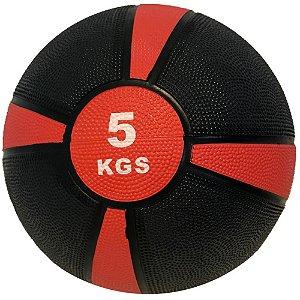 Medicine ball emborrachada de 5kg 7100405