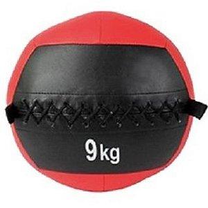 Medicine ball em PU de 9kg 7700109