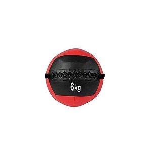 Medicine ball em PU de 6kg 7700106