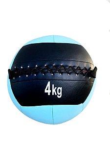 Medicine ball em PU de 4kg 7700104