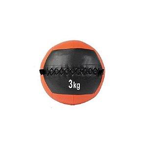 Medicine ball em PU de 3kg 7700103