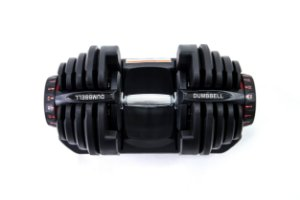 Dumbbell regulável 40kg 9002