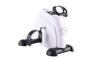 Mini bicicleta com monitor branca 555555042