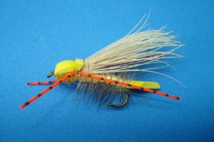 KLOD'S HOPPER YELLOW