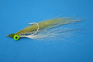 CLOUSER MINNOW LIGHT OLIVE