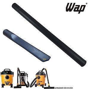 Kit Bico Canto Longo 27cm + Tubo Extensor Aspirador Wap Gtw 10 / 12 / 20