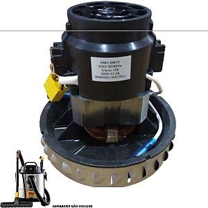 Motor Elétrico 1600w Para Aspirador Wap Gtw Inox 20 (220v)