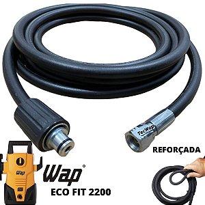 10 Metros Mangueira Para Lavadora Wap Eco Fit 2200