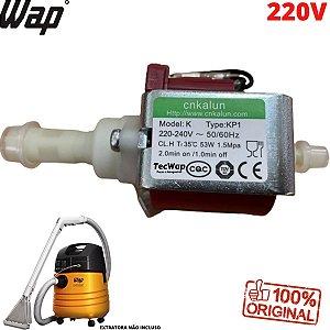Bomba de Agua Para Extratora Wap Carpet Cleaner 220V FW006041