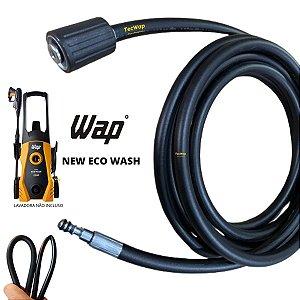 06 Metros Mangueira Para Lavadora Wap New Eco Wash