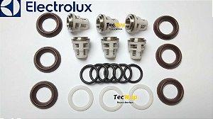 Kit Reparos c/ Valculas Electrolux L1600-L1800-L2400