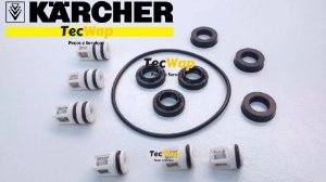 Kit Reparos Para Karcher 310-330-340-K800 Karcher Junior