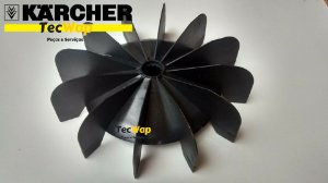 Ventoinha (Helice) Para Karcher Hd 585