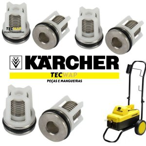 Kit Valvulas De Pressão Karcher Hd 585- Original Karcher