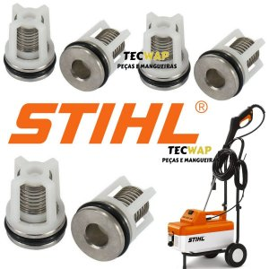 Kit Válvulas De Pressão Stihl RE 900