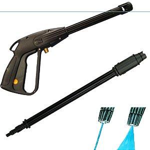 Pistola Completo com Tubeira para Lavadoras Lavor