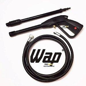 Pistola Completo + Mangueira com 5 Metros Para Wap Super / Wap Bravo / Wap Valente