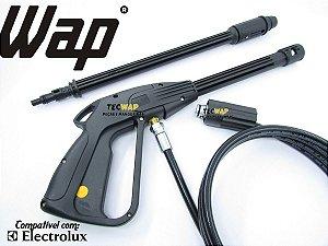 Pistola Completo Para Wap Mini Antiga + Mangueira com 5 Metros