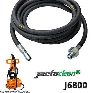 8 Metros Mangueira Para Lavadora Jacto J6800 - Mangueira de Ótima Qualidade